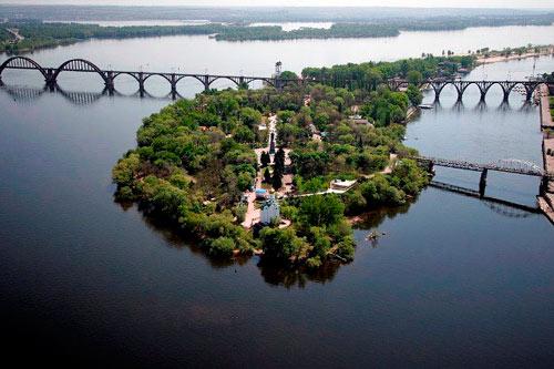 монастырский-остров-днепропетровск