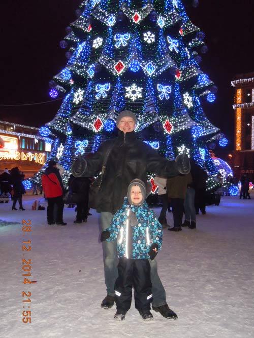 новый-год-елка