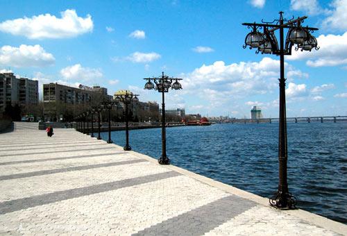 река-Днепр-набережная