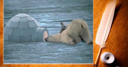 Как продать лёд эскимосу зимой