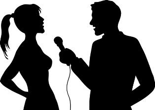 как брать интервью