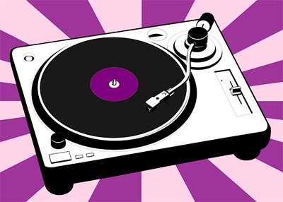 player-gramofon